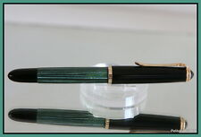 Vintage PELIKAN 400 NN Fountain Pen with RARE Gold 14Ct 585 KEF Nib  Preserved