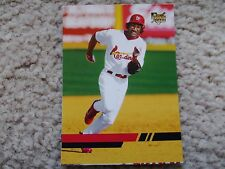 Brian Barton Cardinal 2008 Stadium Club RARE NO FOIL NO NAME 1/1 PROOF CARD #130