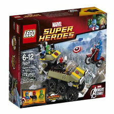 LEGO Marvel Super Heroes Captain America vs. Hydra Set 76017 NIB NEW
