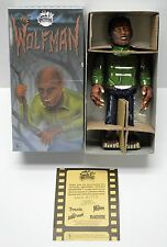 Universal Monsters Tin Robots Robot House The Wolfman NIP Excellent shape!