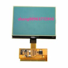 VDO LCD CLUSTER Display Screen For Audi A3 A4 A6 Volkswagen VW Passat Golf zhang