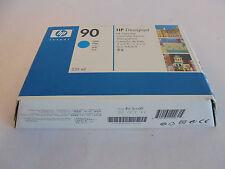 Original HP C5060A Tintenpatrone 90 cyan Designjet 4000 4500 MHD 10-2011 NEU