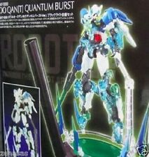 Used Robot Spirits SIDE MS Gundam  Quanta Painted Quantum Black light Bandai