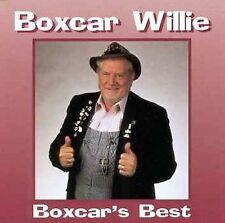 Boxcar Willie--CD--Boxcar's Best-