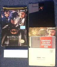 Batman Returns CIB complete! (Nintendo, NES 1993) Tested & Working!