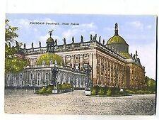 D 204 - Sanssouci Neues Palais  Potsdam,  ugl.