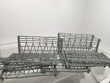 MPC WWII Barbed Wire Fence, 12 Pieces. Reissue