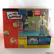 Simpsons Nuclear Power Plant Lunch Room with exclusive Frank Grimes WORN box