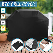 BBQ Cover 2 Burner Waterproof Outdoor UV Gas Charcoal Barbecue Grill Protector