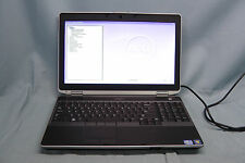 Dell Latitude E6530  i7-3720QM 2.60GHz /8GB/320GB/ Nvidia 5200/Backlit KB #7008