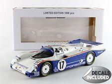 Norev Porsche 962C Winner Le Mans 1987 Bell/Stuck/Holbert #17 1/18 LE of 1000
