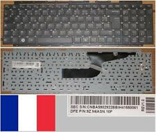 Clavier Azerty Français SAMSUNG RC710 RC711 BA59-02922B 9Z.N6ASN.10F Noir
