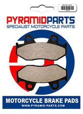 Honda FTR 250 1986 Rear Brake Pads