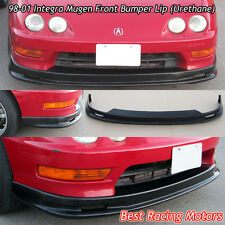 Mu-gen Style Front Lip (Urethane) Fits 98-01 Acura Integra 2dr