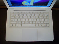 ☛APPLE☆13in☆WHITE☆MACBOOK☆GOOD♫A1342♫UNIBODY☆COMPUTER☆MACKBOOK☆MAC☆TESTED☆PUTER☆
