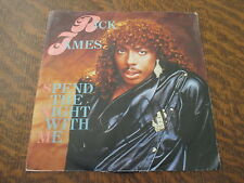 45 tours RICK JAMES spend the night with me