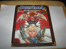 Guilty Gear X Slash Encyclopedia Guide Book Art Japan import