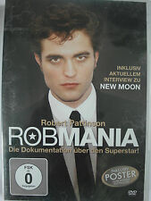 Robmania - Robert Patinson - Poster, Interview, Twillight, Sexiest Man