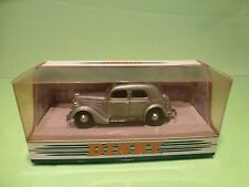 DINKY TOYS DY5B FORD V8 PILOT 1950 - METALLIC GREY 1:43 - GOOD IN BOX