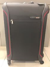 NEW Tumi Red/Black Lightweight Large Trip Packing Case Luggage Bag #283527
