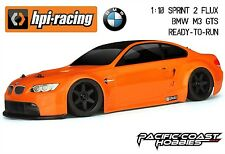 HPI Racing 1:10 Sprint 2 Flux BMW M3 GTS 4WD Electr RC Touring Car RTR HPI112862