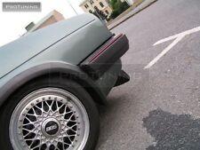 VW Golf MK2 2 Front Bumper GTI LIP Chin Spoiler Sport Valance Splitter Duckbill
