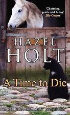 A Time to Die by Hazel Holt Small Paperback 20% Bulk Book Discount