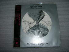 ALFREDO TISOCCO ferrofani JAPAN mini lp CD OPUS AVANTRA