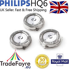 PHILIPS HQ6 UNIVERSAL REPLACEMENT BLADES / FOILS / HEADS. Philishave / Quadra