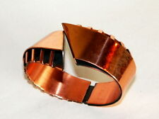 VINTAGE MODERNIST COPPER BRACELET BY MATISSE/RENOIR