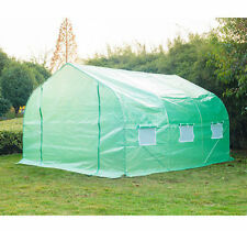 12'x10'x7' Greenhouse Portable Large Big Walk-In Plant House Shed Garden