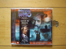 Doctor Who Son of the Dragon, 2007 Big Finish audio book CD