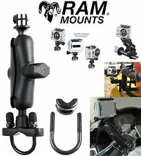 RAM Complete GoPro Hero Camera Mount Systems UTV ATV Snowmobile Powersports Rail