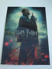 Harry Potter & The Deathly Hallows Part 2 Lenticular 3D Picture Poster Image