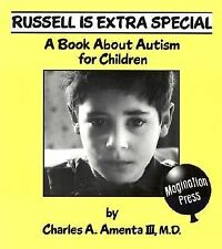 Russell Is Extra Special: A Book About Autism for Children-ExLibrary