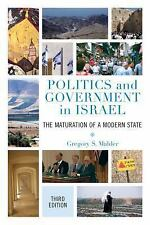 Politics and Government in Israel : The Maturation of a Modern State by...