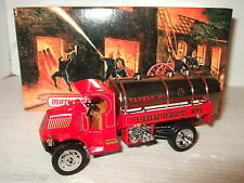 New Rare Matchbox YFE11 1923 Mack AC Water Tanker Diecast Model.