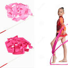 4M Dance Ribbon Gym Rhythmic Gymnastic Art Ballet Streamer Twirling Rod Baton