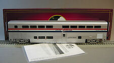 MTH PREMIER AMTRAK SUPERLINER MIX-UP TRANSITIONAL SLEEPER CAR o scale 20-68232