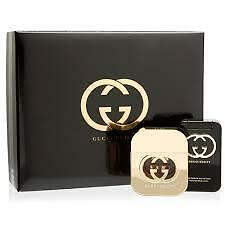 Gucci Guilty 50ml Eau De Toilettte Spray + 100ml Body Lotion gift set for Ladies