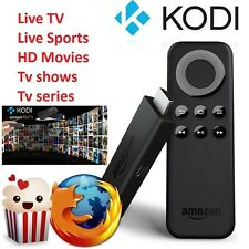 AMAZON FIRE STICK KODI 16.1 FULLY LOADED ✅ MOVIES ✅ SPORT ✅ BOXSETS ✅ TV ✅ XXX ✅