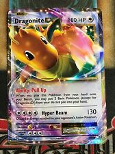 Pokemon Dragonite EX 72/108 XY Evolutions Ultra Rare Holo NM