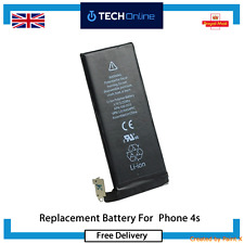 NEW Replacement High Capacity Li-ion Battery For IPHONE 4s