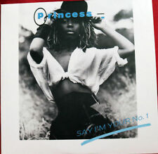 PRINCESS: SAY I'M YOUR NUMBER ONE -CD Single [Stock Aitken Waterman Box Set] PWL