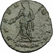 Helena ' Saint ' Constantine the Great Mother  Ancient Coin Peace Cult i52814
