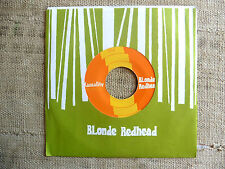 Blonde Redhead ‎– Symphony Of Treble / Kasuality - -  Formato: Vinyl, 7""