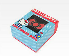 Ring - Hello Kitty - 2 Finger Red Big Bow Ring Anime New Licensed sanr0003 Kids