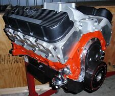 CHEVY 496 - 670 HORSE STROKER STREET/STRIP CRATE ENGINE / PRO-BUILT/NEW 427 454