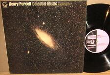 PYE VIRTUOSO Purcell DENIS STEVENS Celestial Music/Glorious Day TPLS-13011