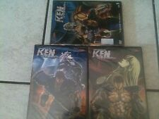 17233 // KEN FIST OF THE NORTH STAR OAV 1 + 2 + 3 VERSION FRANCAISE 3 DVD NEUF